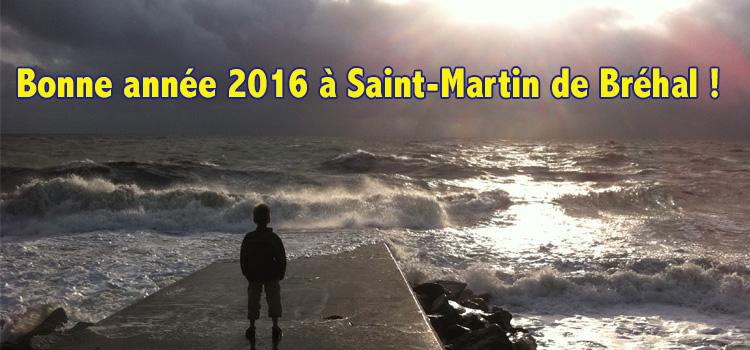Quoi de neuf à Saint-Martin-de-Bréhal en 2016?
