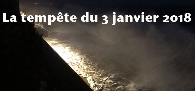 Saint-Martin-de-Bréhal face à la tempête Eleanor