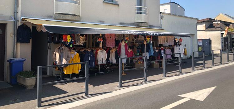 Un incroyable début d'année à Saint-Martin de Bréhal et des commerçants heureux!