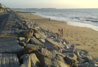 Réunion de l'association de lutte contre la mer (12/08/08)