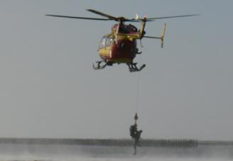Les dangers de la marée (11/04/09)