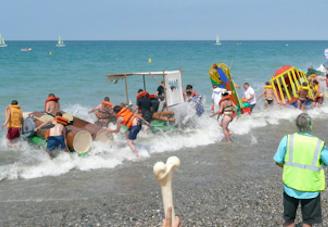 La course des OFNIS 2009 (09/08/09)