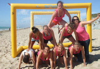 Tournoi de sandball 2011 (22/05/11)