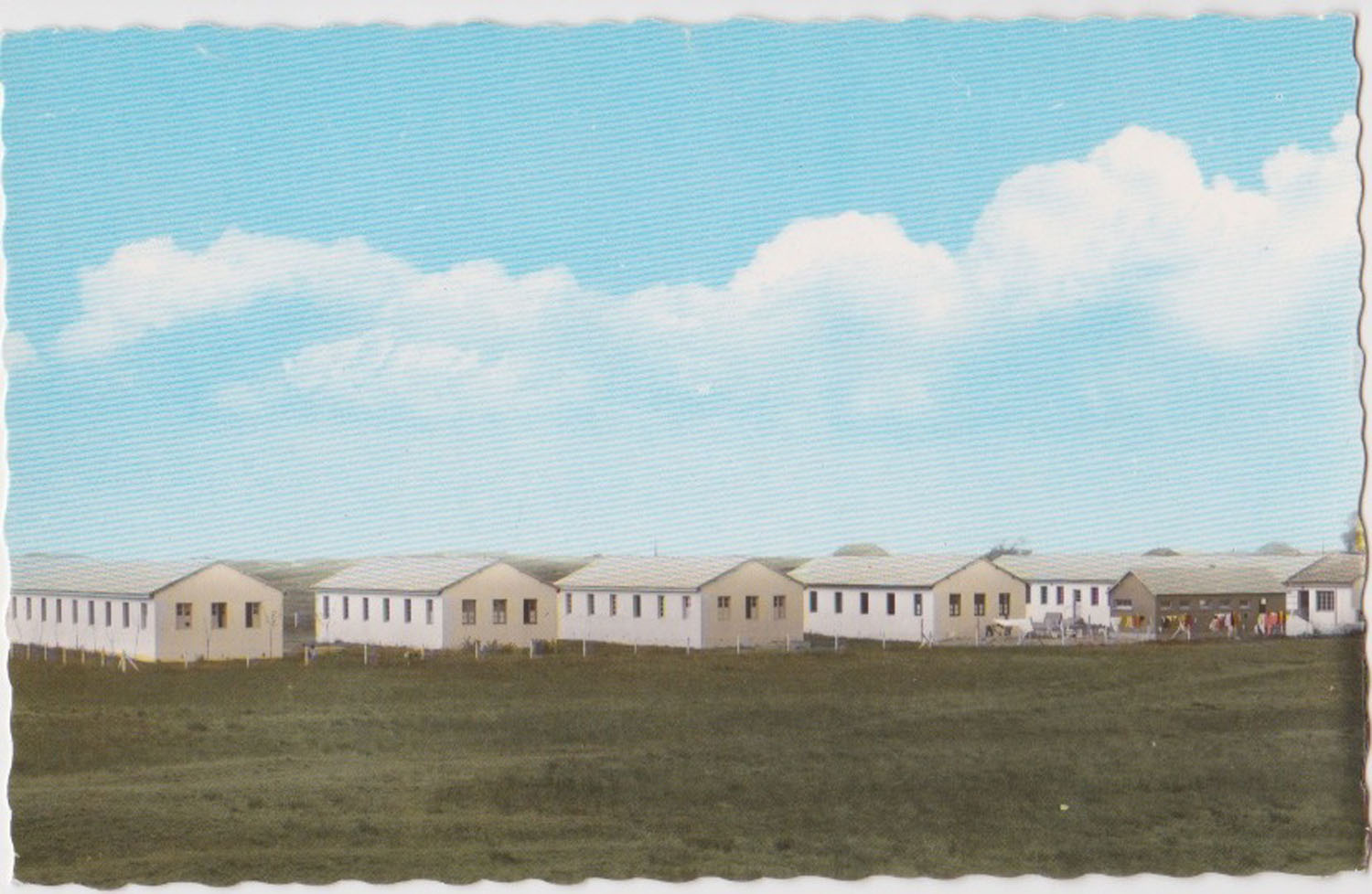 1955 St Martin Sites Colonie PEP © collection Jean Claude Ferret