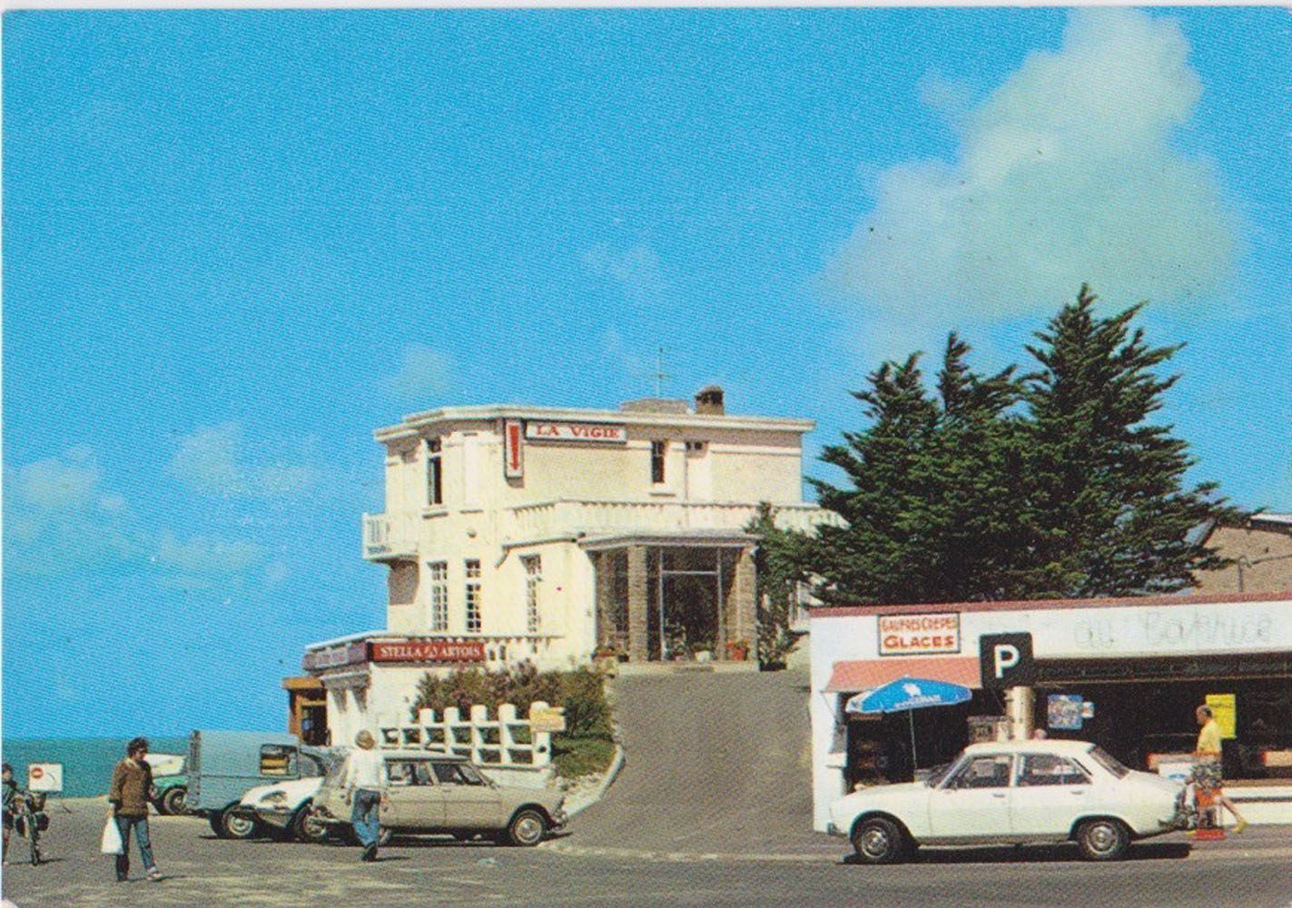 1965 St Martin Carrefour Central © collection Jean Claude Ferret