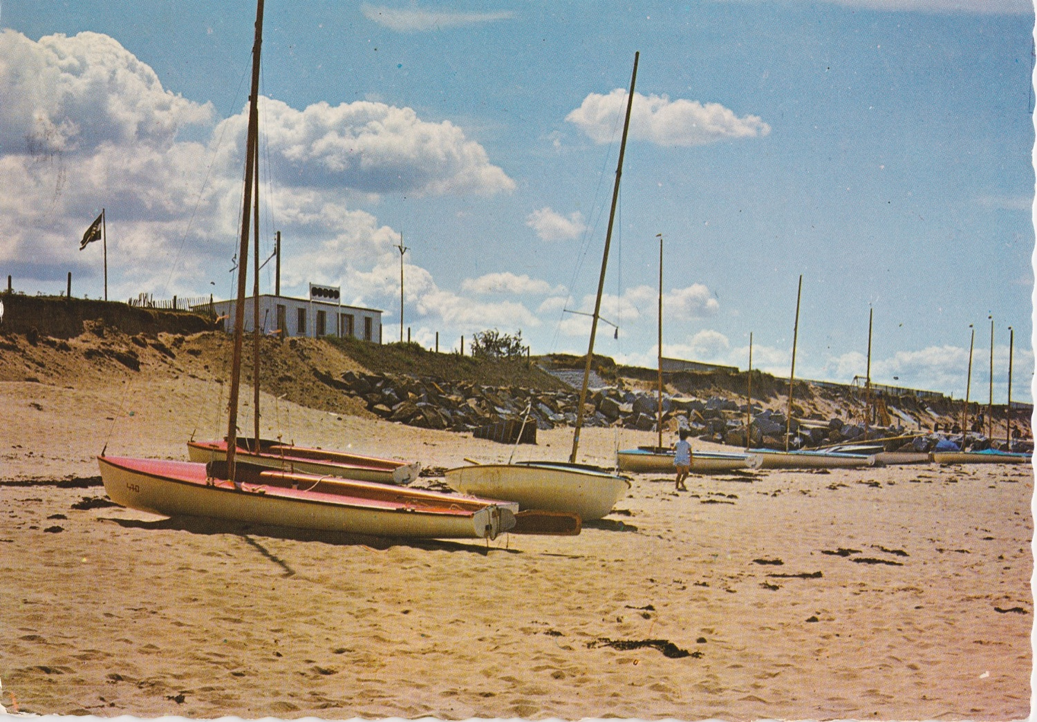 1968 St Martin Plage 4 © collection Jean Claude Ferret