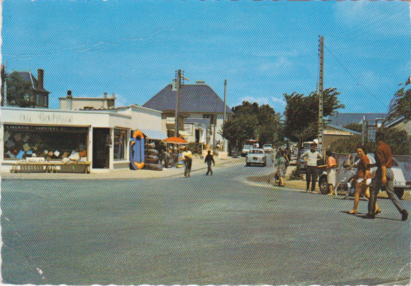 1970 St Martin Carrefour Central 2 © collection Jean Claude Ferret