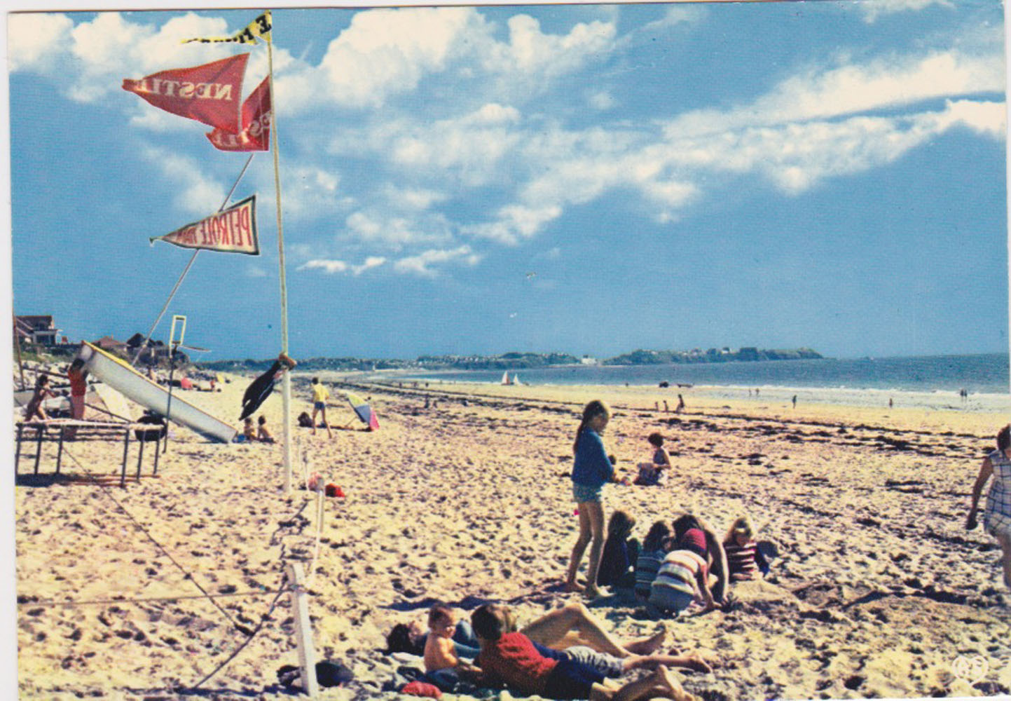 1970 St Martin Plage 1 © collection Jean Claude Ferret