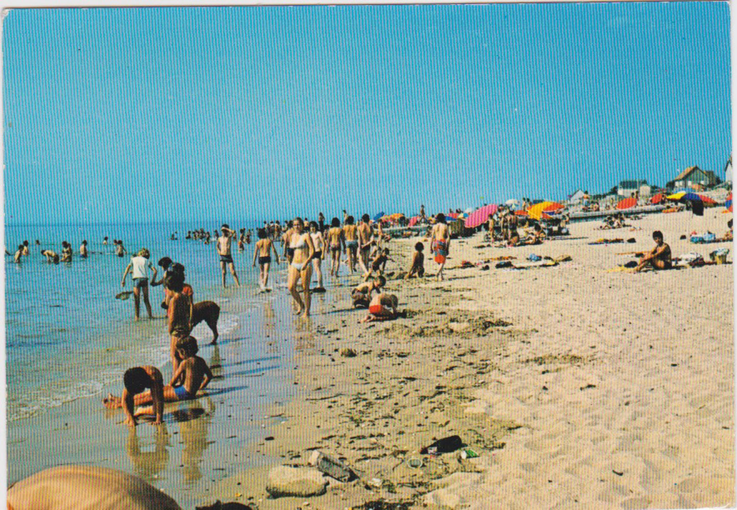 1974 St Martin Plage 4 © collection Jean Claude Ferret