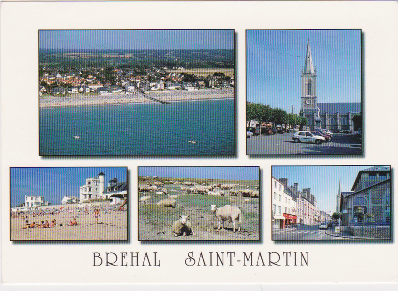 2004 St Martin Multivues Le Goubey 12532 © collection Jean Claude (...)