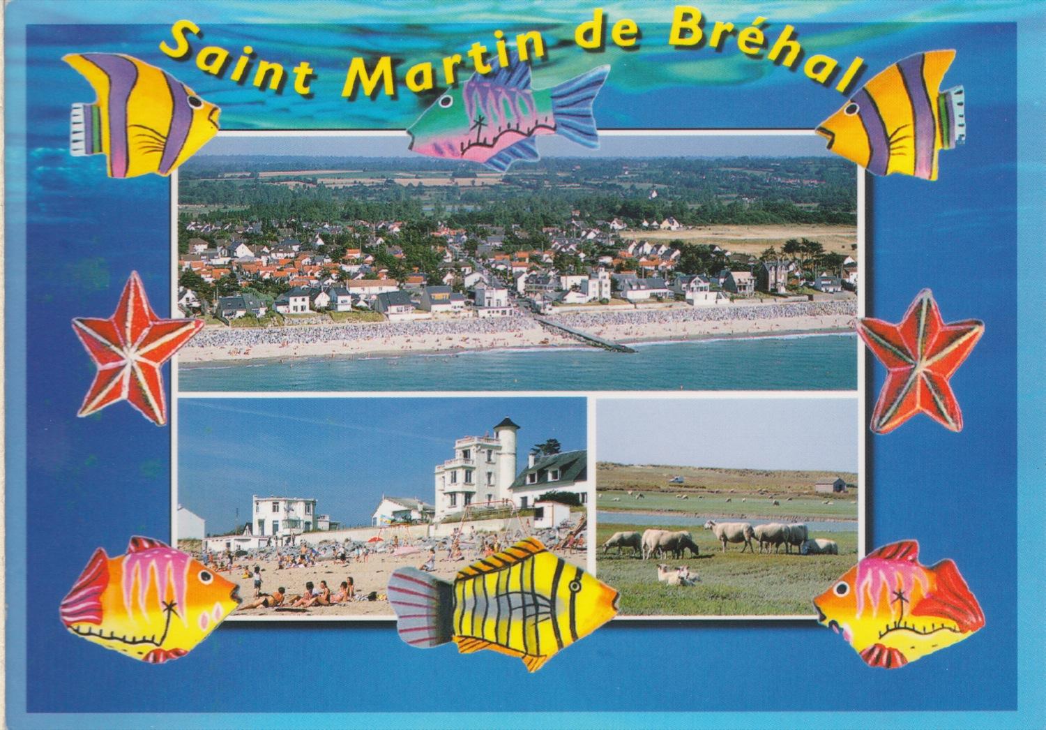 2005 St Martin Multivues Le Goubey 12535 © collection Jean Claude (...)