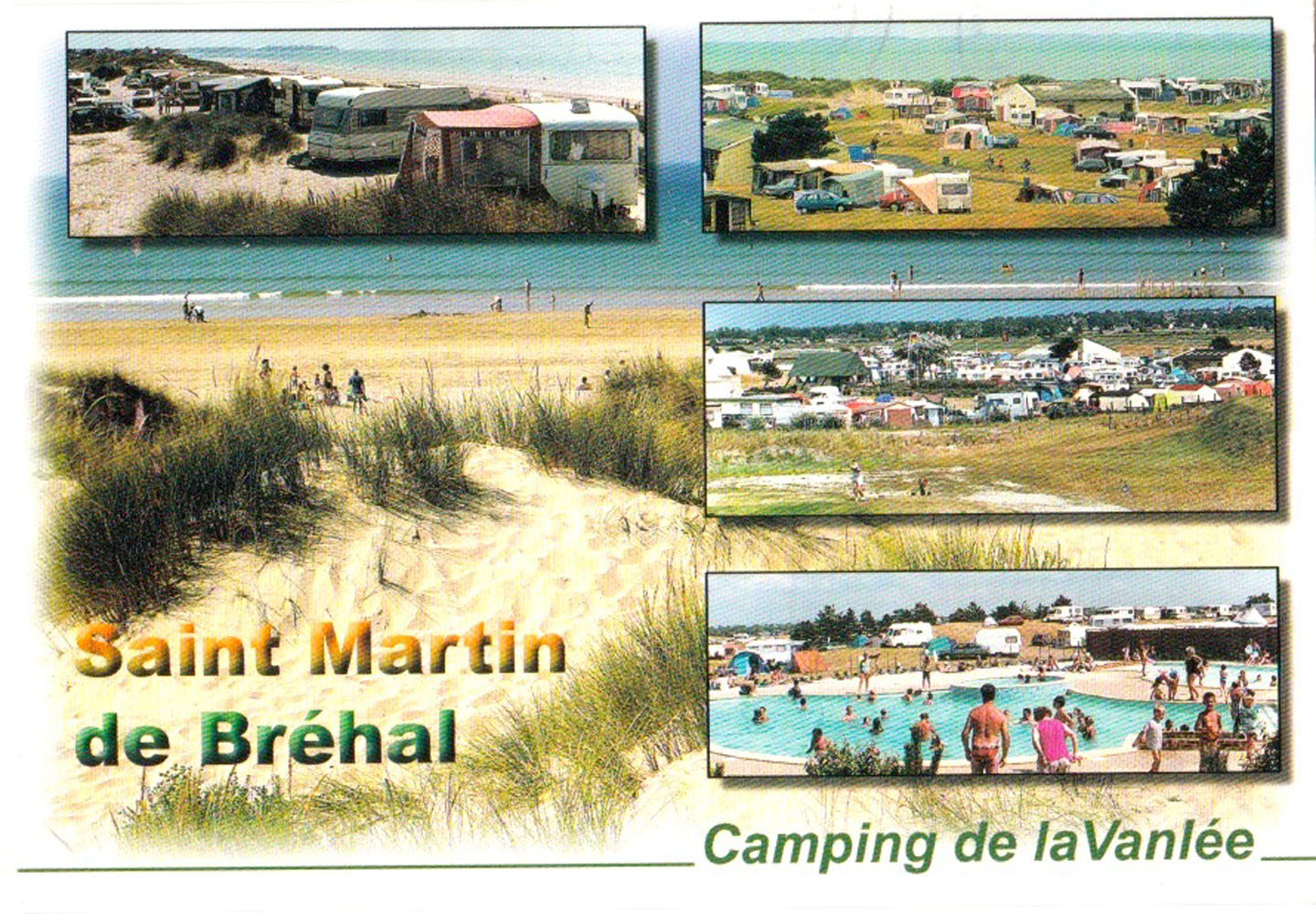 "2005 St Martin Multivues ""Camping Vanlée"" Le Goubey 500650 © collection Jean (...)"