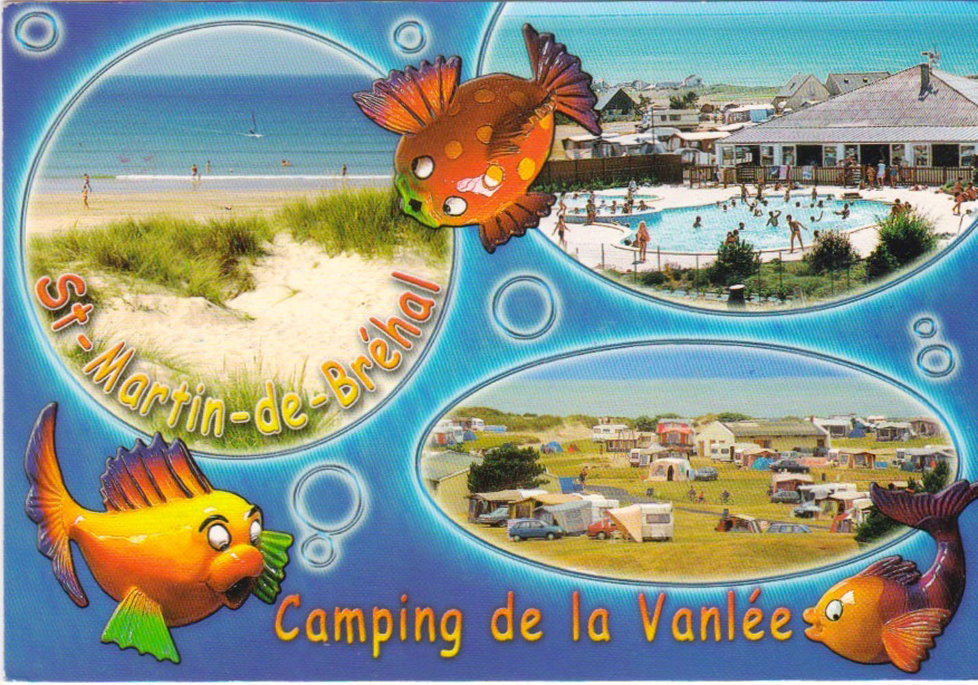 "2006 St Martin Multivues ""Camping Vanlée"" Le Goubey © collection Jean Claude (...)"