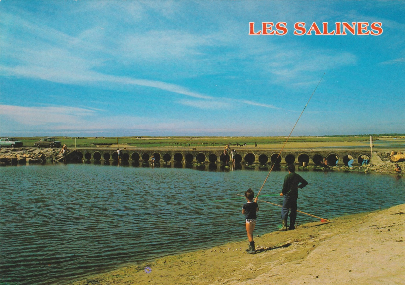 1973 St Martin Les salines © collection Jean Claude Ferret